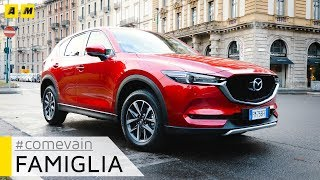 Download Mazda CX-5, Come va in... Famiglia Video