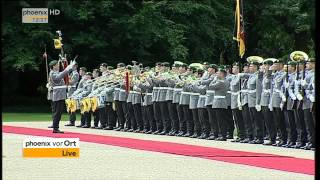 Download Dutch King Willem-Alexander and Queen Máxima visits Germany Video