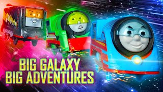 Download Space Chase! | Big Galaxy Big Adventures #2 | Thomas & Friends Video