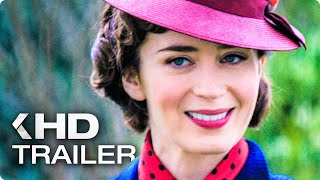 Download MARY POPPINS' RETURNS All Clips & Trailers (2018) Video
