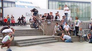 Download Huge BMX Street Series Jam in Berlin Germany Video