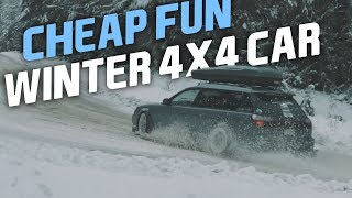 Download 7 Of The Cheapest Fun 4x4 Cars For Winter Video