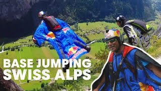 Download BASE Jumping with Red Bull Air Force | Miles Above 3.0 Video