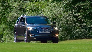 Download GMC Acadia Denali 2017 Review Video