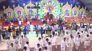 Download Shrimad Satsangi Jeevan - Shree HariKrishna Maharaj 150th Patotsav - Day 4 Raas Utsav 2 Video