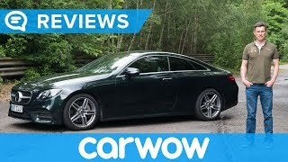Download Mercedes E-Class Coupe 2018 review | Mat Watson Reviews Video