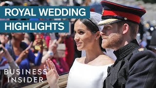 Download Meghan Markle And Prince Harry's Royal Wedding: Every Moment You Need To To See Video