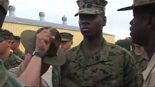Download US Marine Corps Drill Instructor vs US Army Drill Sergeant Video