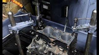 Download (Ölmüş) Yağ Yakan 2.EL Motoru SIFIR MOTORA Çevirdik !! (Rektefiye-Honlama-Taşlama-Parlatma) Video