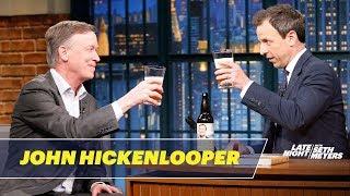 Download Colorado Governor John Hickenlooper on His Beer-Brewing Past Video