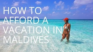 Download HOW TO TRAVEL IN MALDIVES ON A BACKPACKERS BUDGET Video