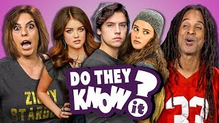 Download DO PARENTS KNOW MODERN TEEN SHOWS? (REACT: Do They Know It?) Video