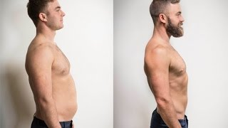Download FITNESS TIME-LAPSE: 145 Days In 48 Seconds, Weight Loss, Muscle Gain, Six Pack Abs, Beard #IWantAbs Video