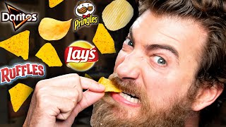 Download Which Chip Has The Loudest Crunch? (TEST) Video