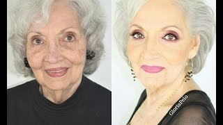 Download Maquillaje para Abuelas Piel Madura (Mujeres 80+) Video