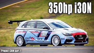 Download 350hp i30N! We took 6 weeks to build a GTi & Type R KILLER! Project NSPORT Video