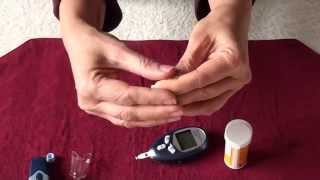 Download How to test your blood sugar (Hindi) Video