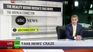 Download Fake news created as part of Russian propaganda - media Video