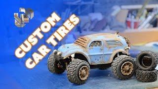 Download 3D Printing Custom Tires for my R/C Car - Prop: 3D Video