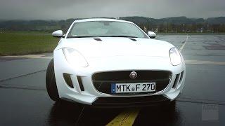 Download Jaguar F-Type Coupé im Test   Autotest 2014   ADAC Video