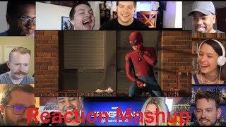 Download Spider Man Homecoming Trailer 3 REACTION MASHUP Video