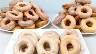 Download How to make KRISPY KREME DONUTS | Home made recipe Video
