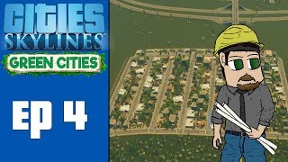 Download Cities Skylines Green Cities Ep 4 - Trees Won't Cut Themselves Video