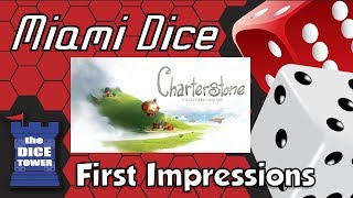 Download Miami Dice - Charterstone First Impressions **SPOILER-FREE** Video