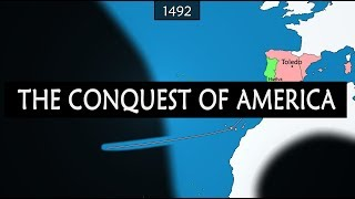 Download European conquest of the Americas - summary since mid-15th century Video