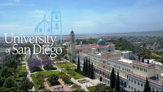 Download University of San Diego Tour Video