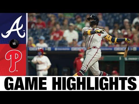 Braves vs. Phillies Game Highlights (6/08/21) | MLB Highlights