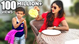 Download छोटू की रोटी | CHOTU Ki ROTI | Khandesh Ki Hindi Comedy | Chotu Comedy Video Video