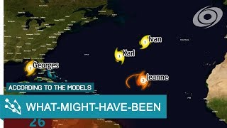 Download 1998 What-might-have-been Atlantic Hurricane Season Video