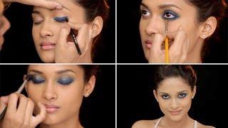Download Easy Blue Green Smokey Eye | Glamrs Makeup Video
