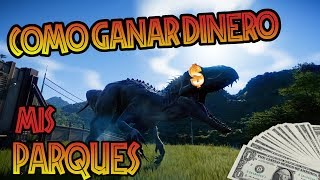 Download COMO GANAR DINERO EN JURASSIC WORLD EVOLUTION!!! - A POR EL INDOMINUS REX!! Video
