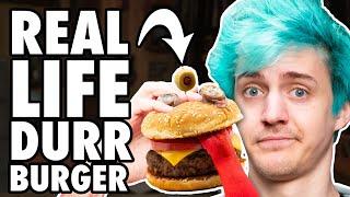 Download Real Life Durr Burger Taste Test ft. Ninja Video