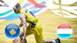 Download Kosovo v Luxembourg - Full Game - Class. 17-22 - FIBA U20 European Championship Division B 2018 Video