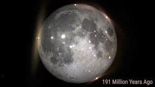 Download A Billion Years of Moon Impacts Illuminates Earth's History Video