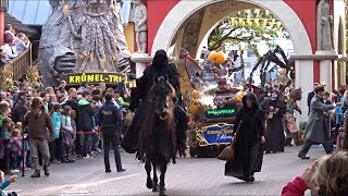 Download Europa-Park - Halloween Parade - 2017 - Video