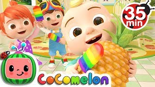 Download Color Song (Ice Pop) | +More Nursery Rhymes - Cocomelon Video