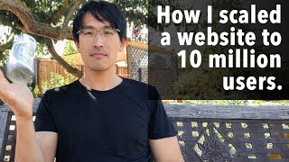 Download How I scaled a website to 10 million users (web-servers & databases, high load, and performance) Video
