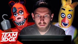 Download Survive The Night! | Five Nights At Freddy's IRL! Video