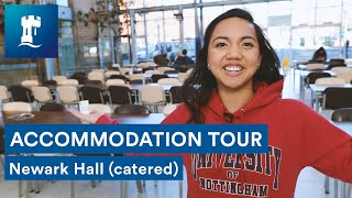Download Jubilee Campus - Newark Hall (catered accommodation) Video