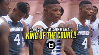 Download Dennis Smith Jr Puts King of the Court on LOCK! FULL High School HIGHLIGHTS!! Video