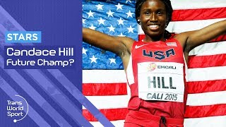 Download Candace Hill | The Fastest Girl in the World Video