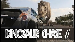 Download T-Rex Chase - Part 2 - Jurassic World Fan Movie Video