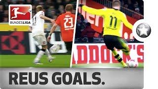 Download Marco Reus - All Goals Against Werder Bremen Video
