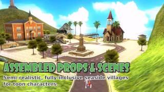 Download iClone 3D Cartoon Reel Video