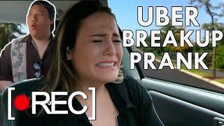 Download HIDDEN CAMERA UBER BREAKUP PRANK Video