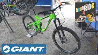 Download New GIANT Bikes 2018 - testRIDE Switzerland 2017 [4K] Video